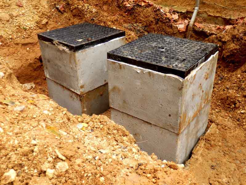 septic tank installation in Spokane Valley, WA