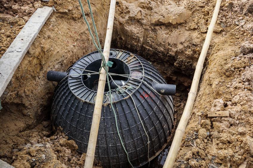 septic tank services in Spokane Valley, WA
