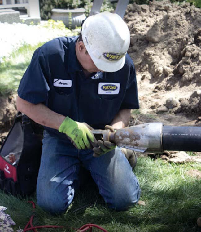 trenchless pipe lining in Spokane, WA