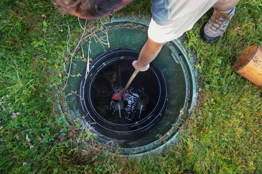 septic tank installation in Coeur d'Alene, ID
