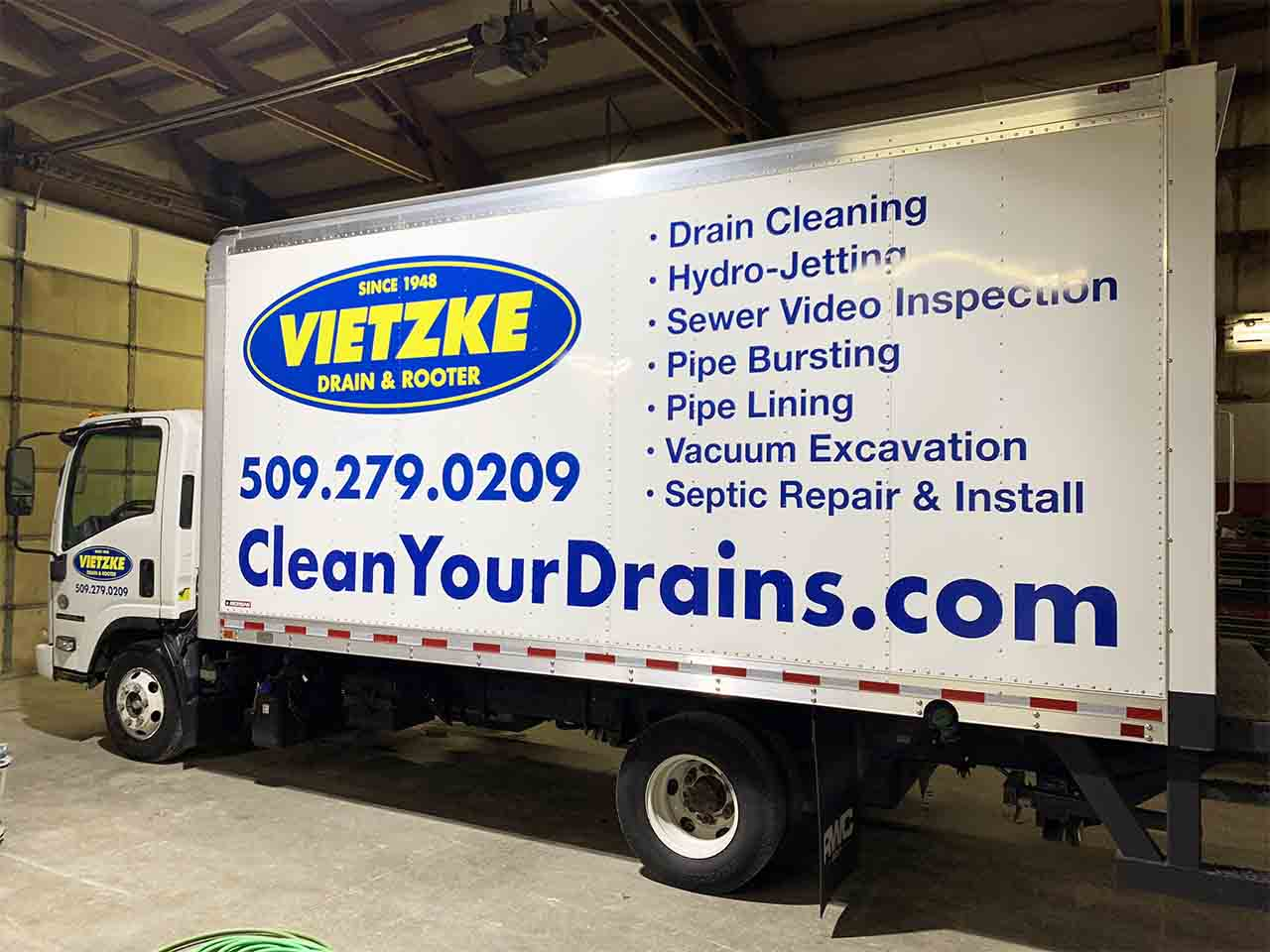 Drain Cleaning Vietzke