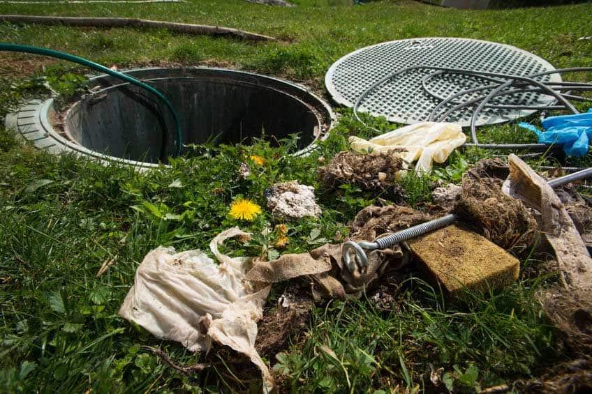 septic tank installation in Coeur d'Alene, ID